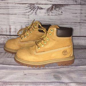 Timberland🌲Toddler 6-inch premium waterproof boot